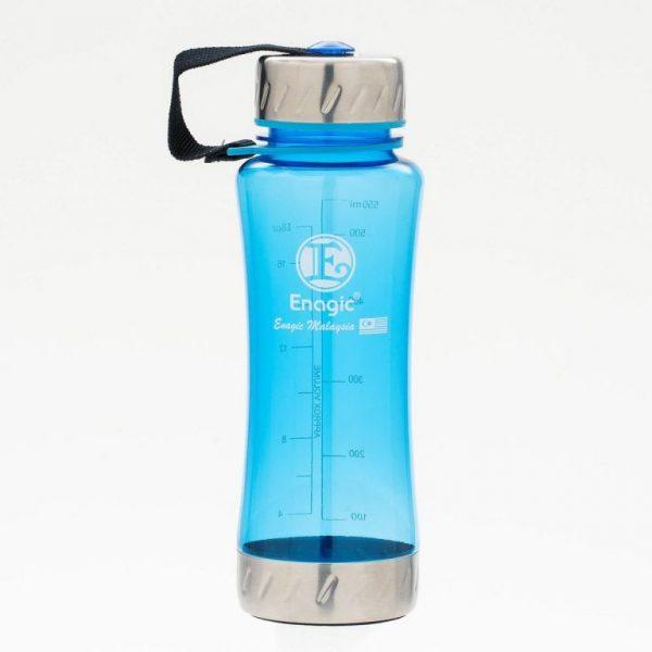 Bình đựng nước kangen 500ml màu xanh dương