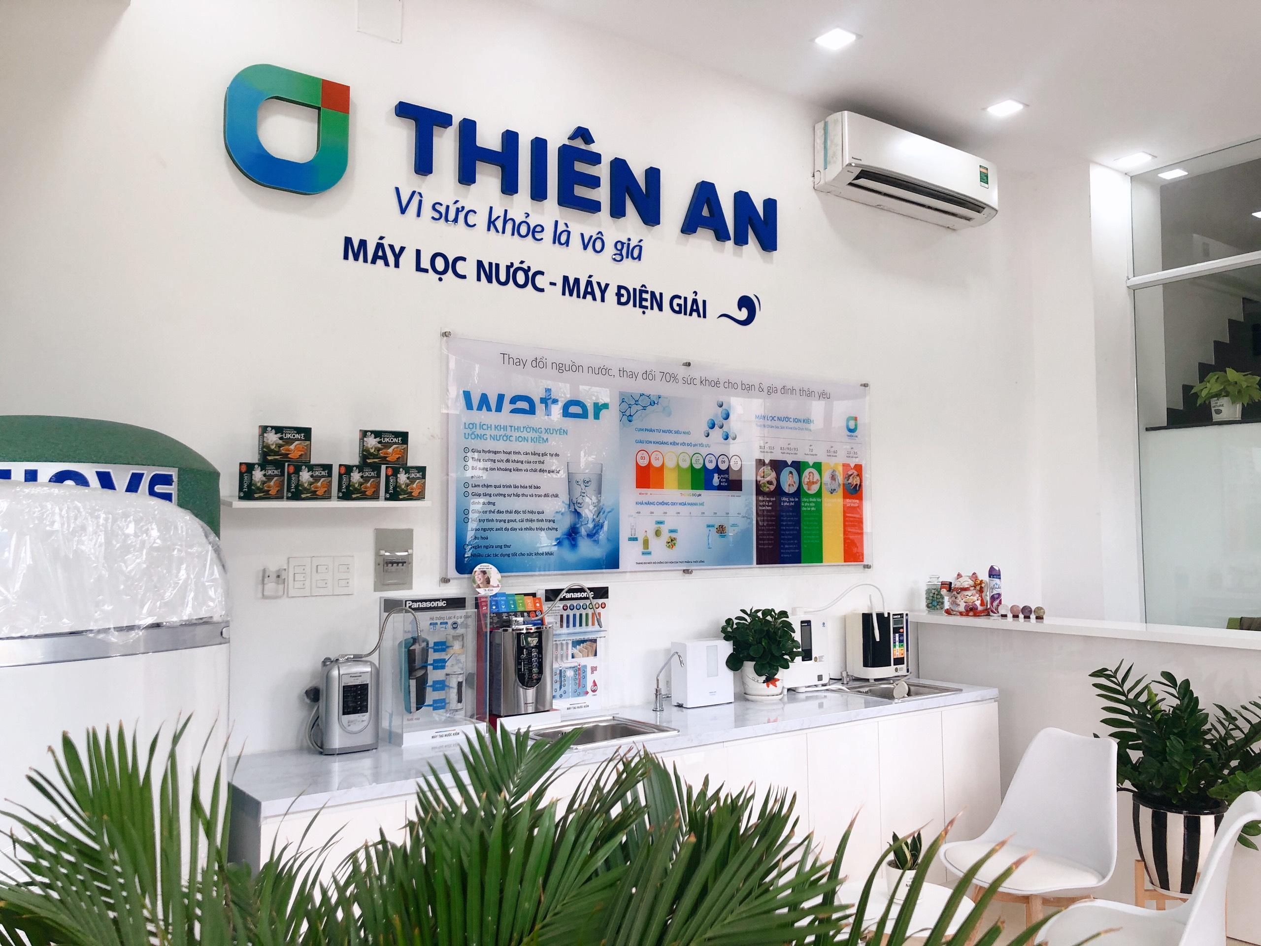 Địa chỉ mua lõi lọc máy lọc nước Kangen Leveluk SD501 Filter chính hãng tại Thiên An