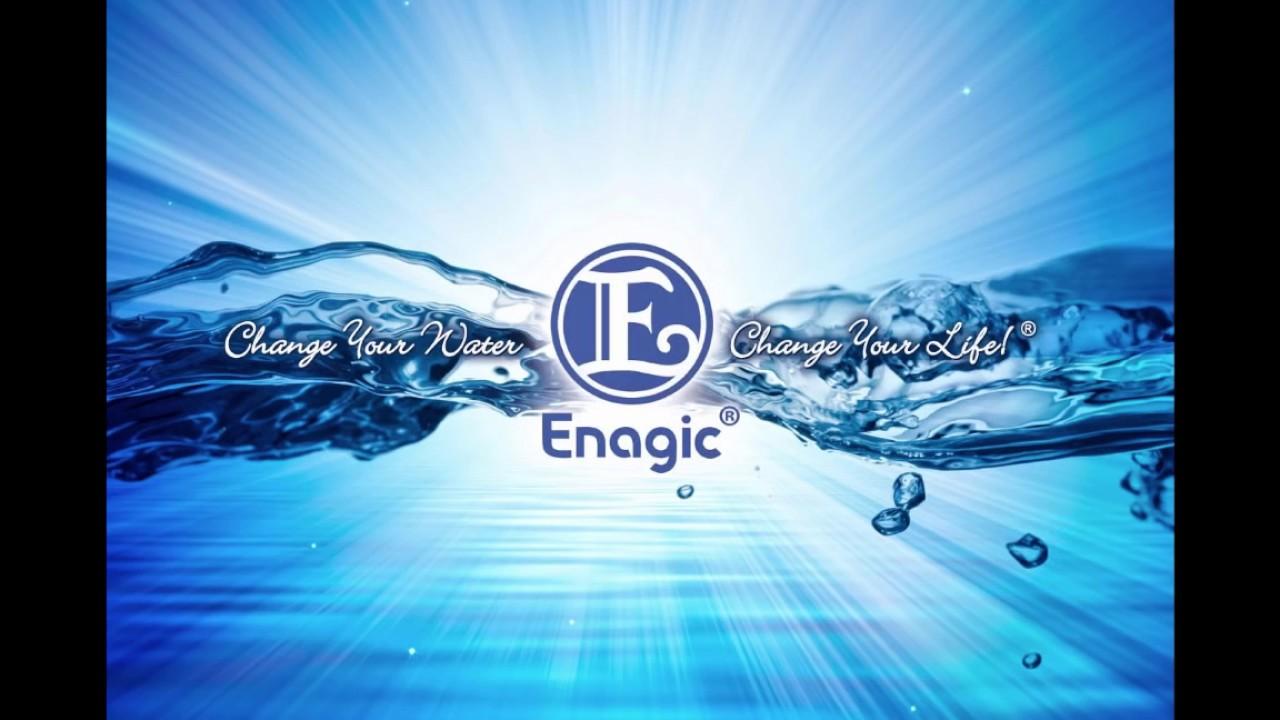 Máy lọc nước kangen của tập đoàn Enagic, tập đoàn lâu đời nhất về ngành điện giải nước