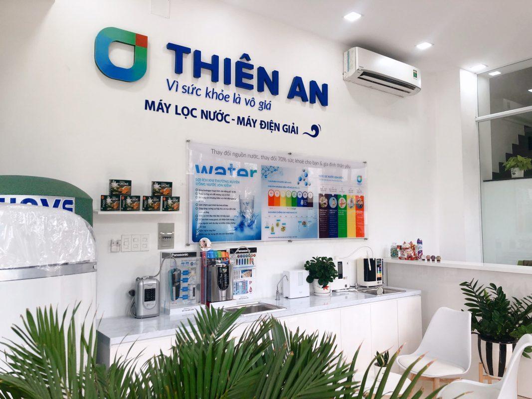 Thiên An - Địa chỉ bán máy lọc nước Kangen tốt nhất Việt Nam