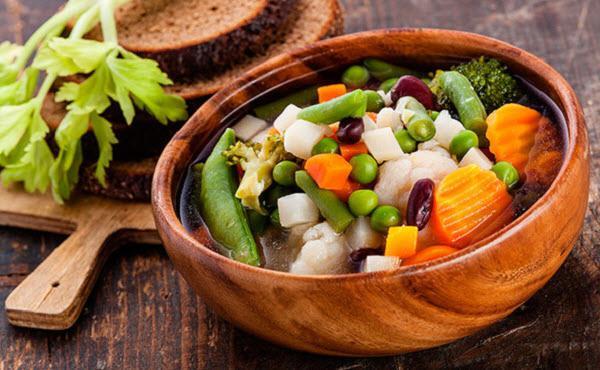Chế độ ăn thuần chay giúp giảm cân, ngăn ngừa ưng thư, bệnh tim và tiểu đường.