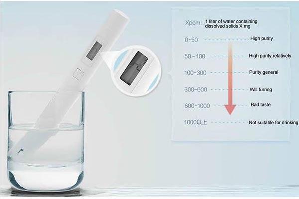 Cách đọc hiểu chỉ số nước TDS trên máy lọc nước Kangen