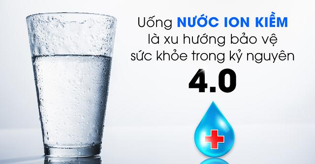 Có hay không nên uống nước ion kiềm - Giải mã sự thật về nước kiềm - 1