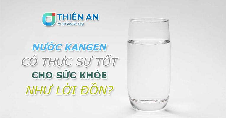 Nước kangen có thực sự tốt cho sức khỏe như lời đồn - 5